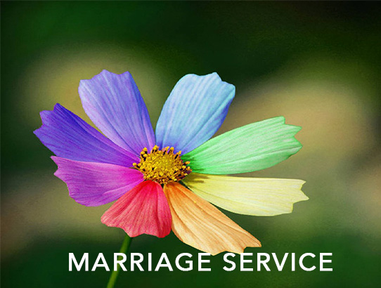 Marriage Service